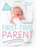 lucy atkins first time parent