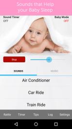white noise app for baby