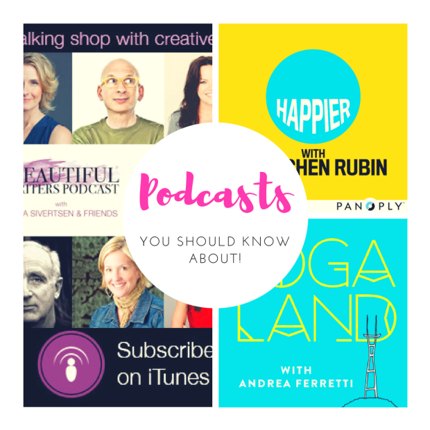 7 podcasts that will make your commute, gym or housework time wayyyyy more fun!