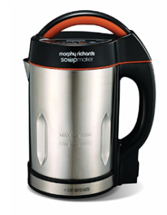 Soup maker Morphy Richards